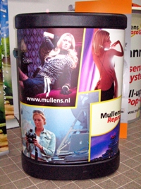 Mullens Expo Koffer